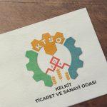 Ticaret ve sanayi odası logo tasarımı