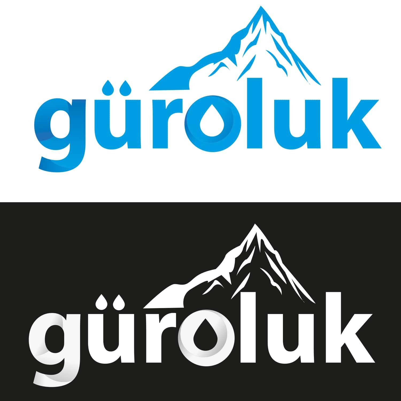 Su firmasına yaptığımız logo.