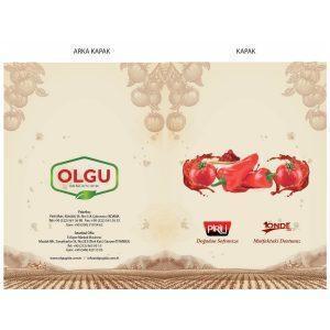 Doğal gıda üreticilerine özel katalog.