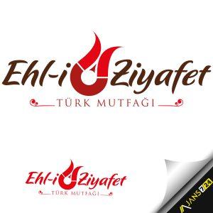 EHL-İ ZİYAFET LOGO TASARIMI