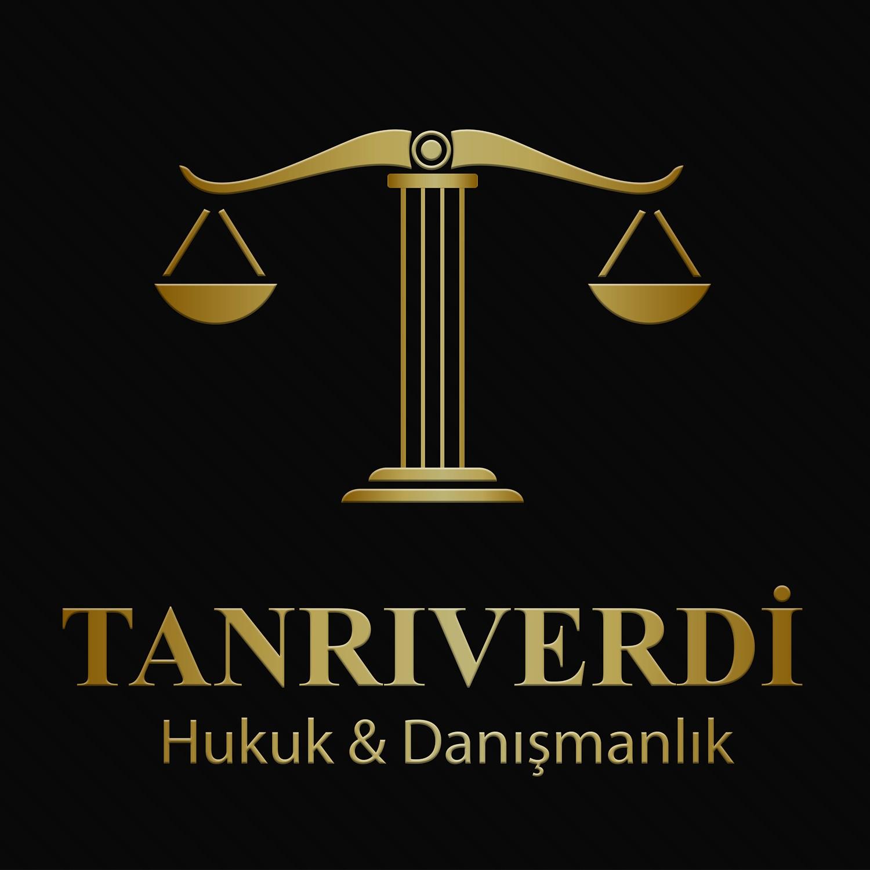 Tanrıverdi avukatlık hukuk danışmanlık logo tasarımı projemiz.