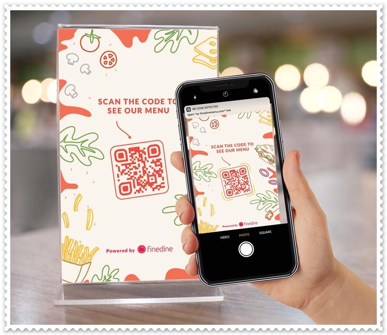 Restoran ve Kafeler İçin Dijital Menü Uygulaması | Sunduğu Fırsatlar